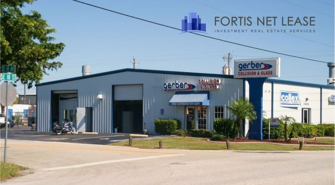 Gerber Collision Glass Fortis Net Lease Fortis Net Lease