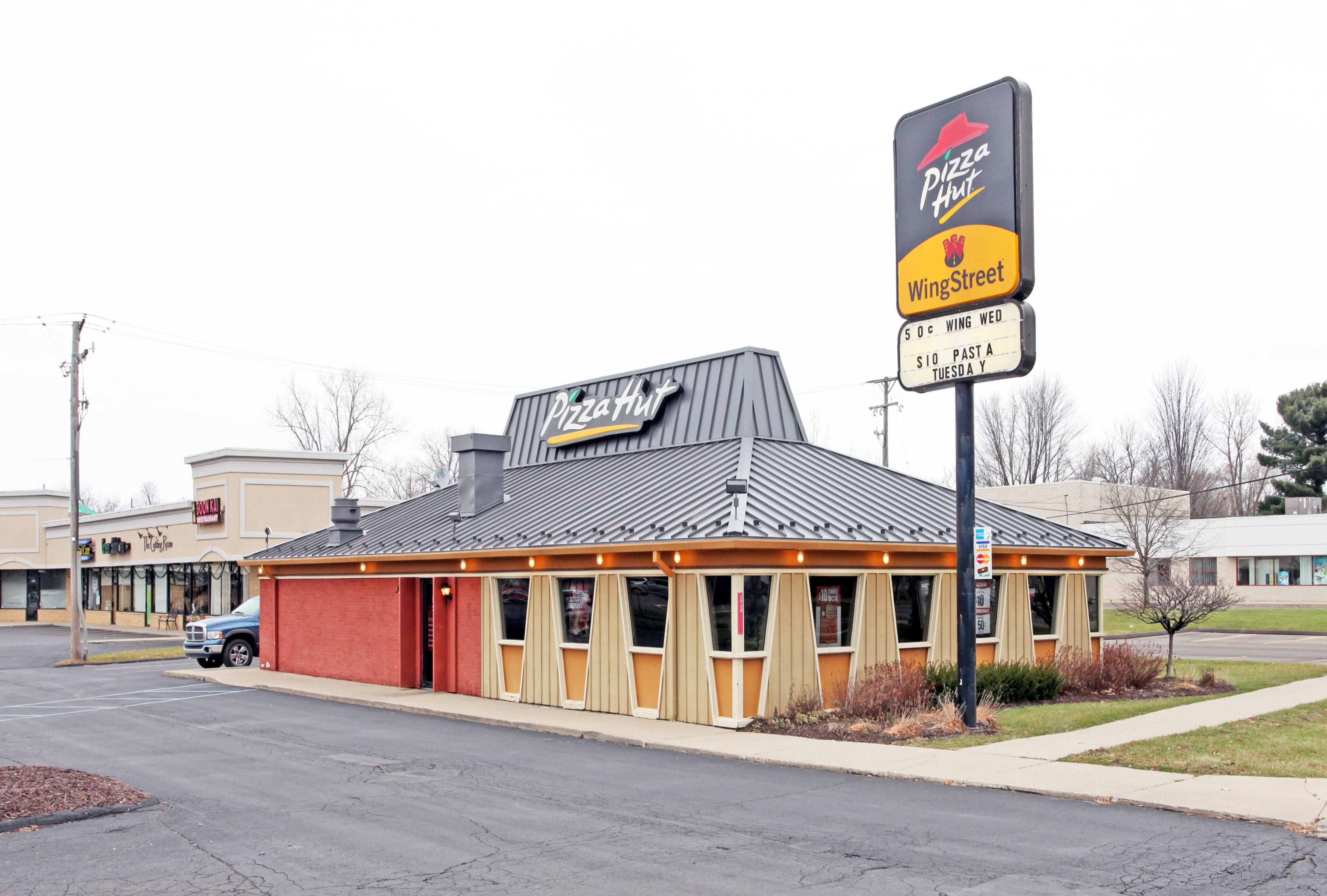 for fortis net lease pizza hut
