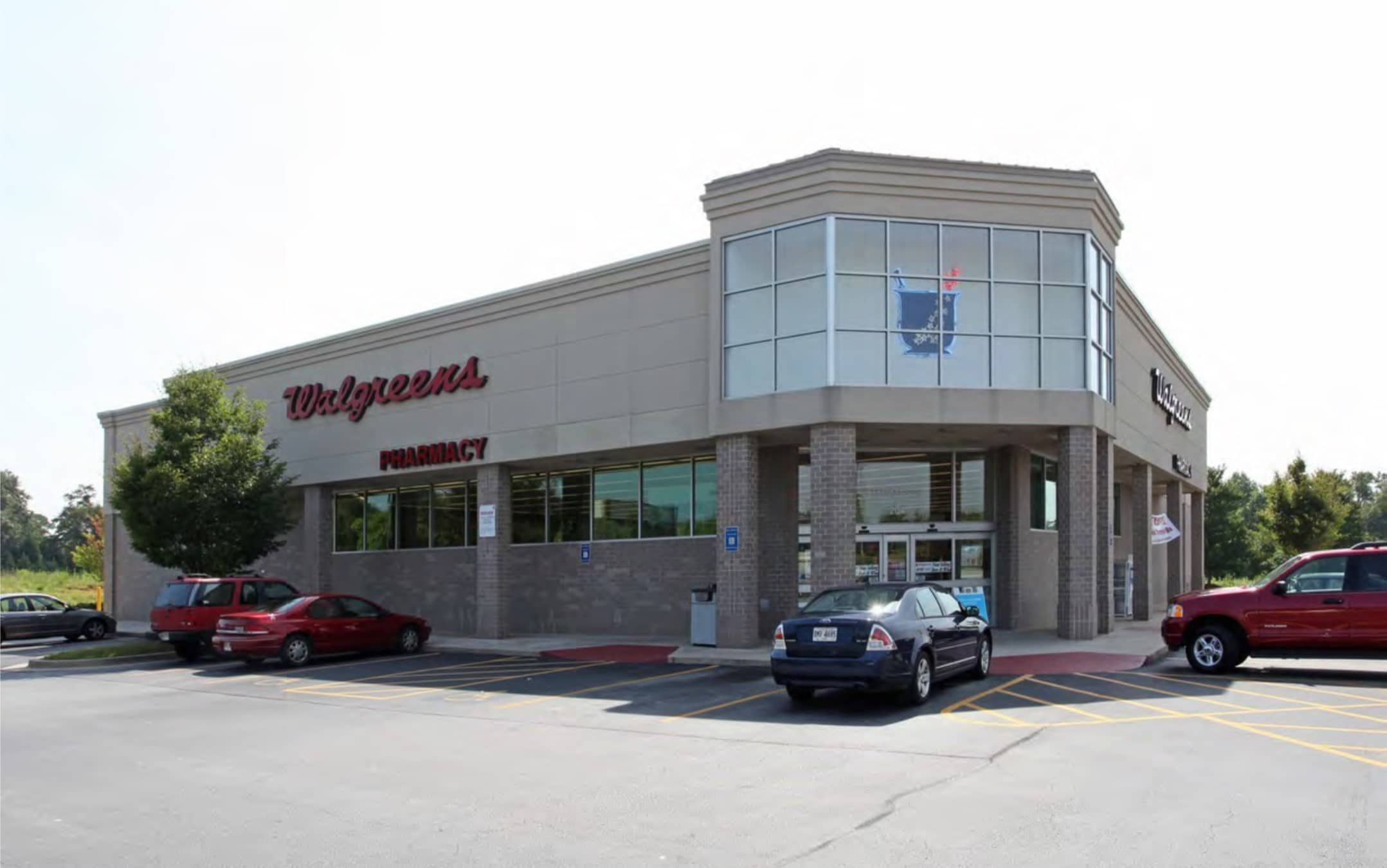 for fortis net lease walgreens